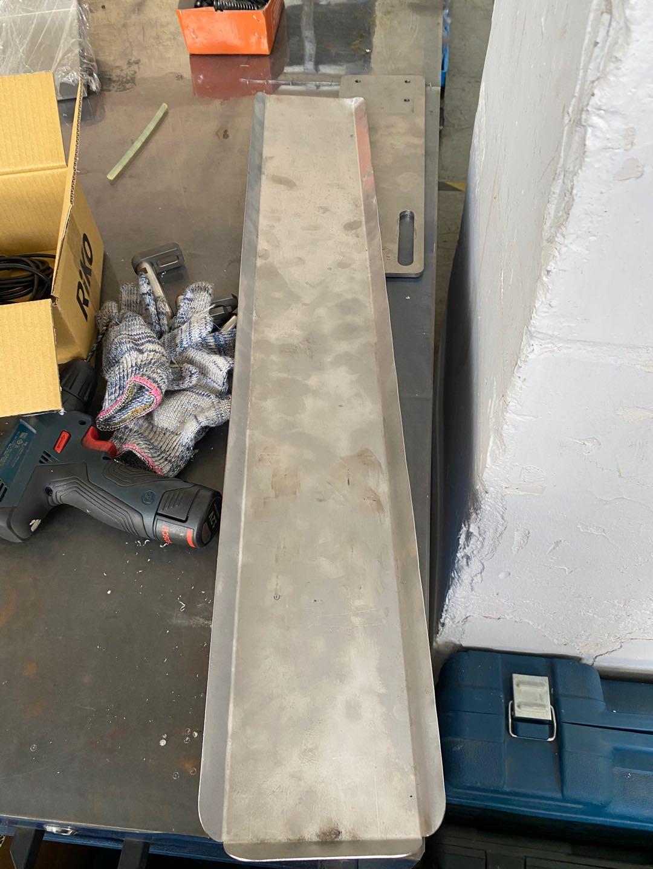冲压排废料装置