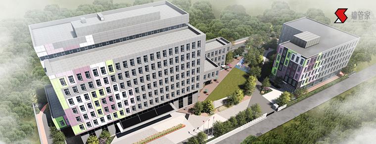 玻机总部暨研发大楼落成启用,传统幕墙行业插上智能的翅膀