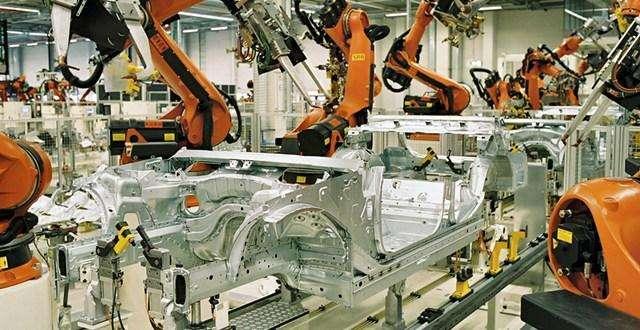 哪几个行业工业机器人应用更广?