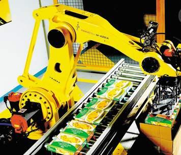 工业机器人的行业前景如何呢?它的主要组成部分又有哪些?