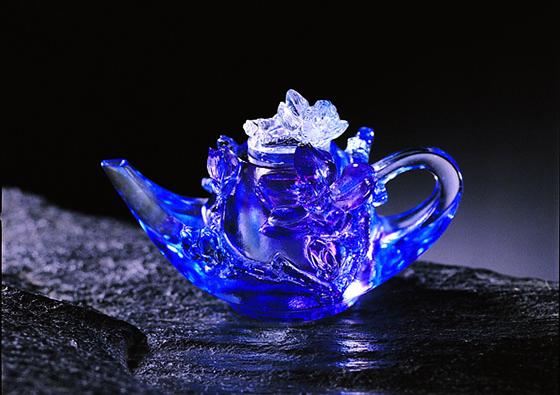 夏氏琉璃设计低调的奢华