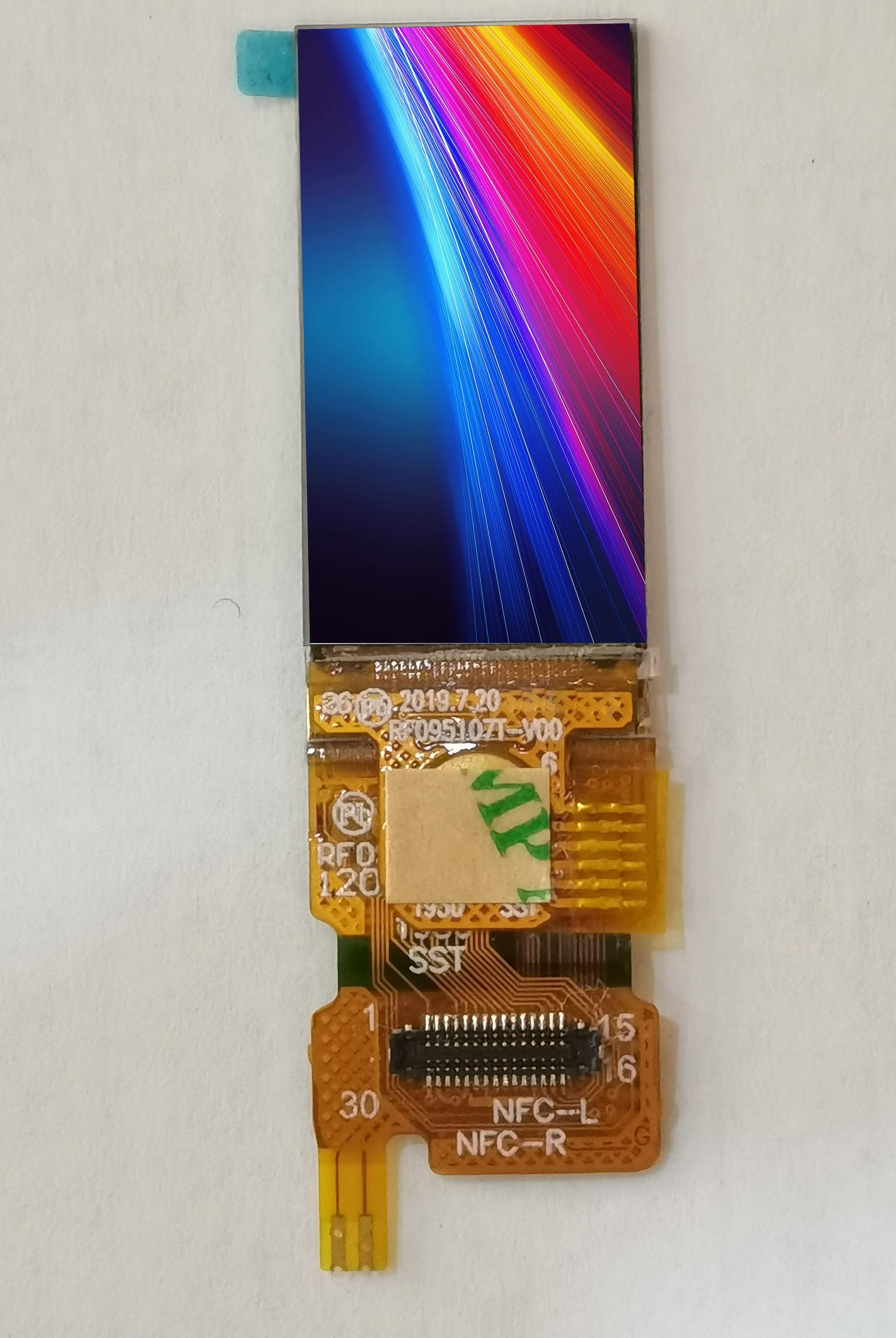0.95寸OLED屏