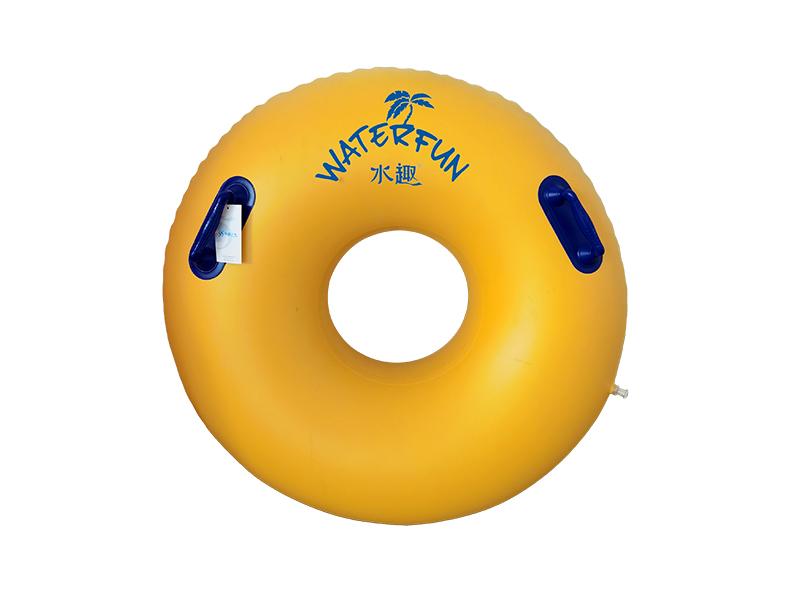水公园单人充气皮筏