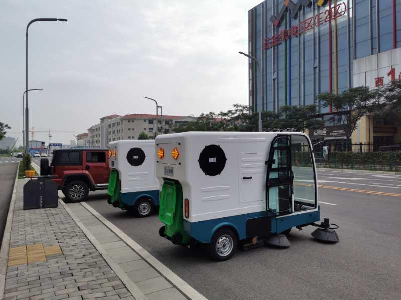 大型驾驶式电动扫地机适合哪些企业使用?