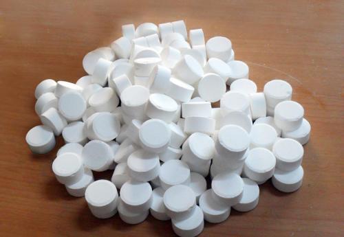 强氯精泡腾片/消毒片