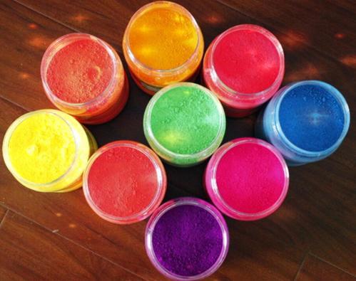 各种颜料粉