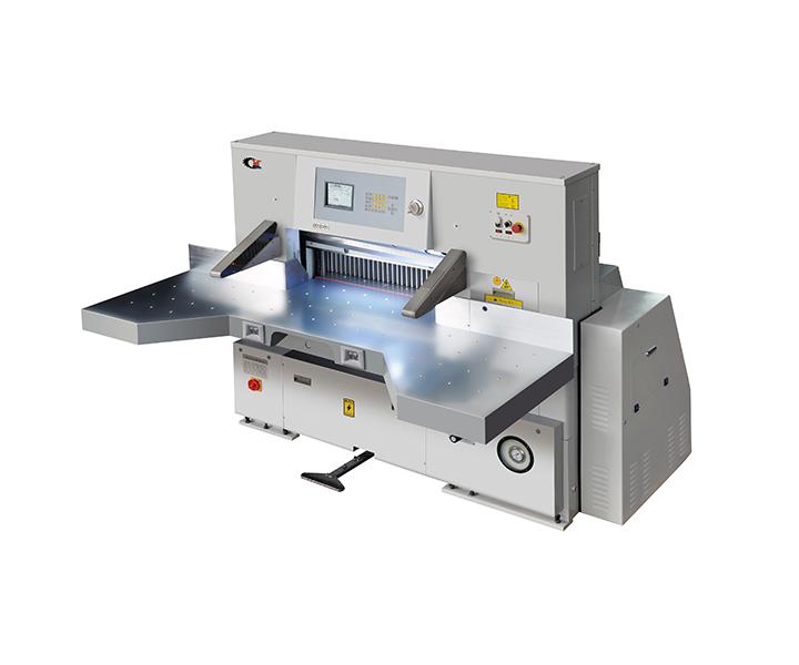 QZYK920EH-10 触摸屏切纸机