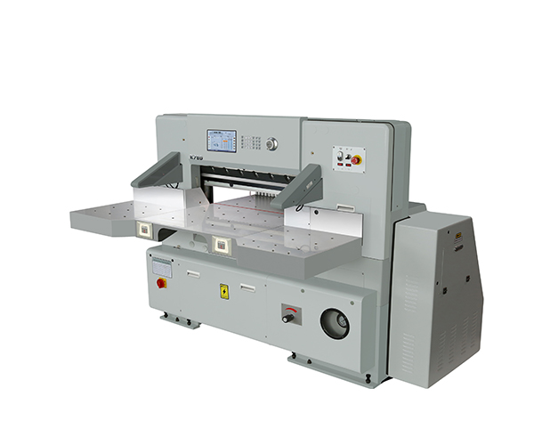 QZYK920DH-15 触摸屏切纸机
