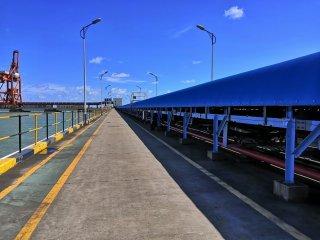 广西钦州电厂码头改造项目