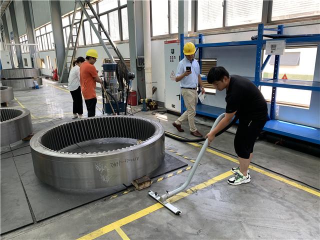 操作台配套工业吸尘器定制加工厂家哪家好?