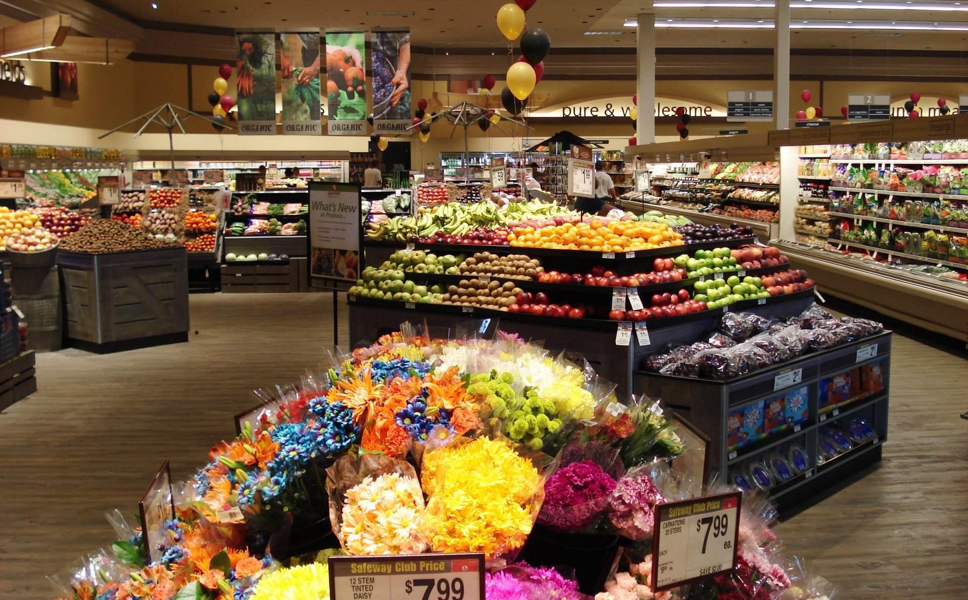 水果超市设计的风格抉择与商品摆放的重点