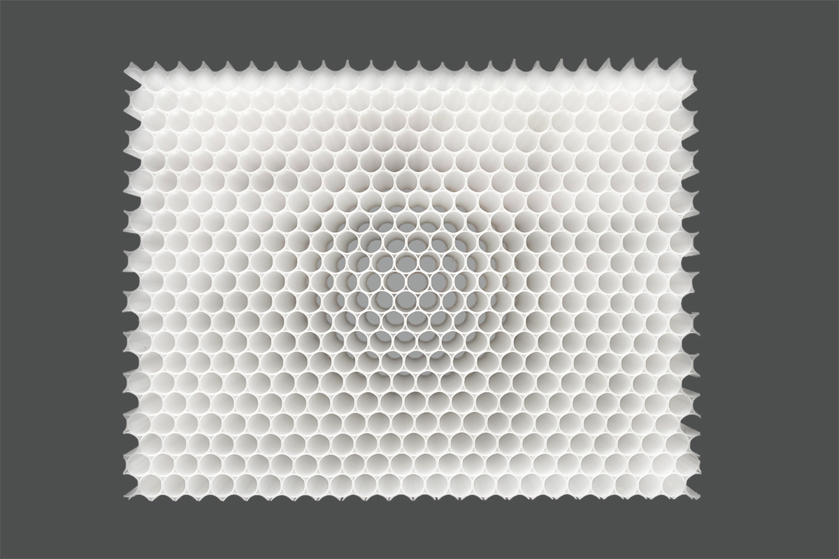 空濾用蜂窩芯材
