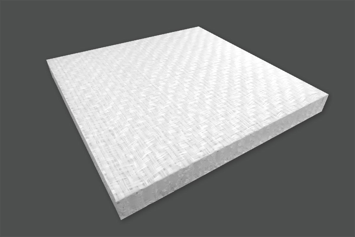 玻纤增强聚丙烯蜂窝复合板