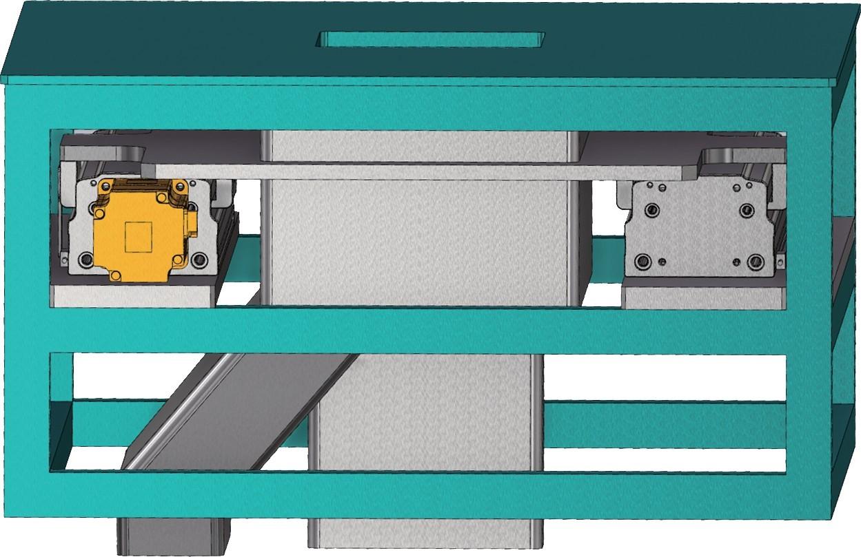 切割式缩分机