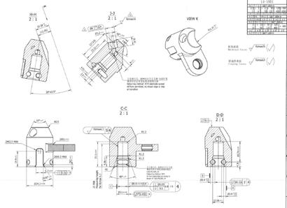 國VI發動機高壓共軌噴油器座的加工