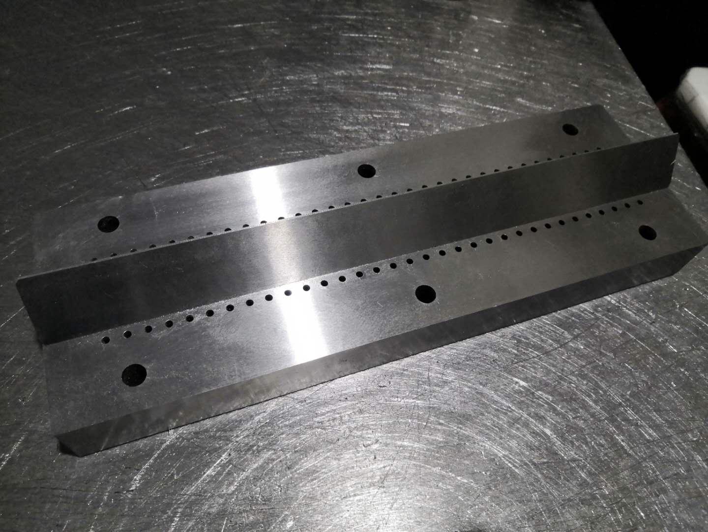 熔噴布擠出模具Φ0.2mm微孔加工