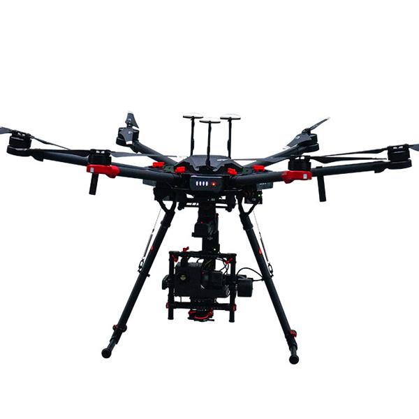 SID100 - 無人機紅外熱像系統