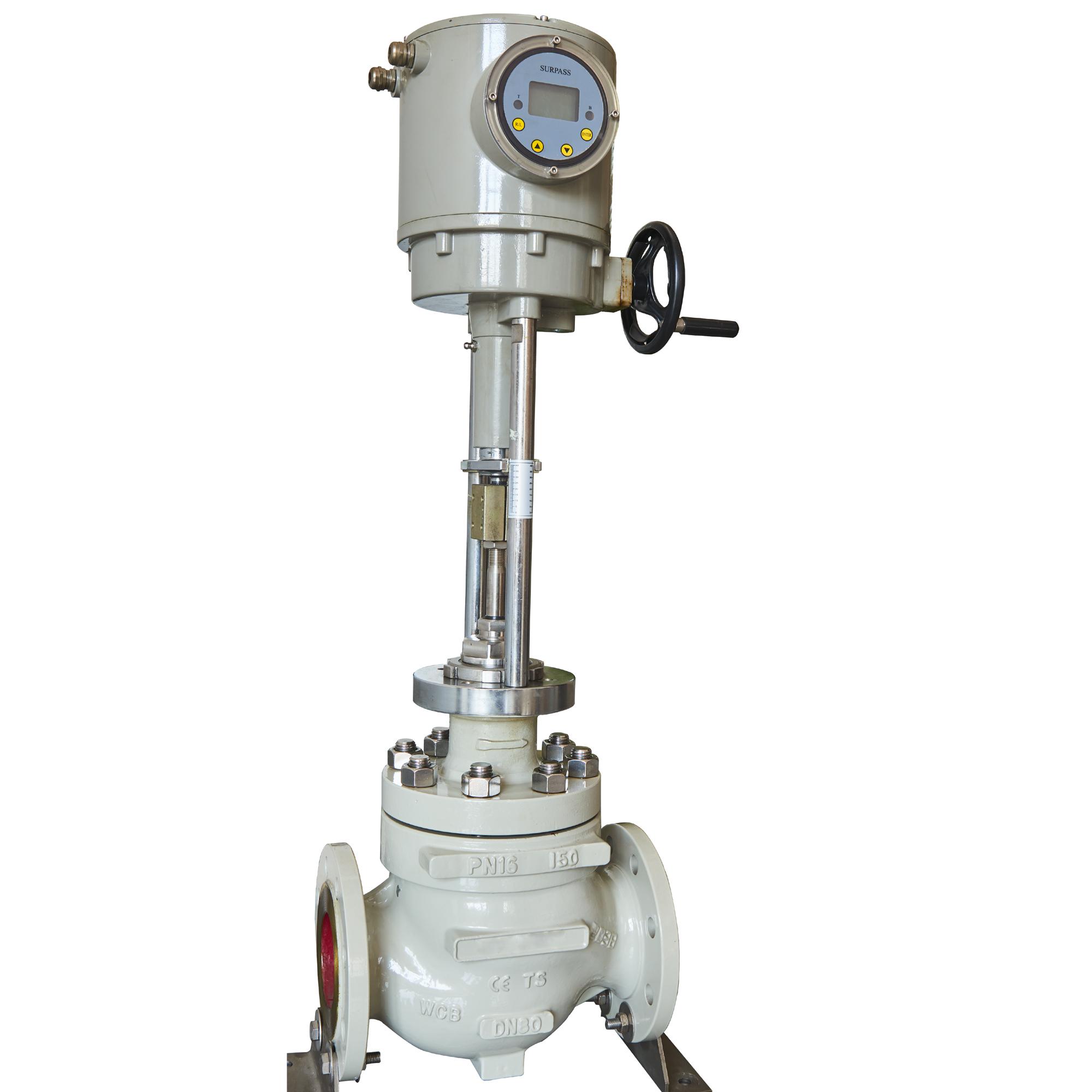 电动控制阀用于精确控制气体