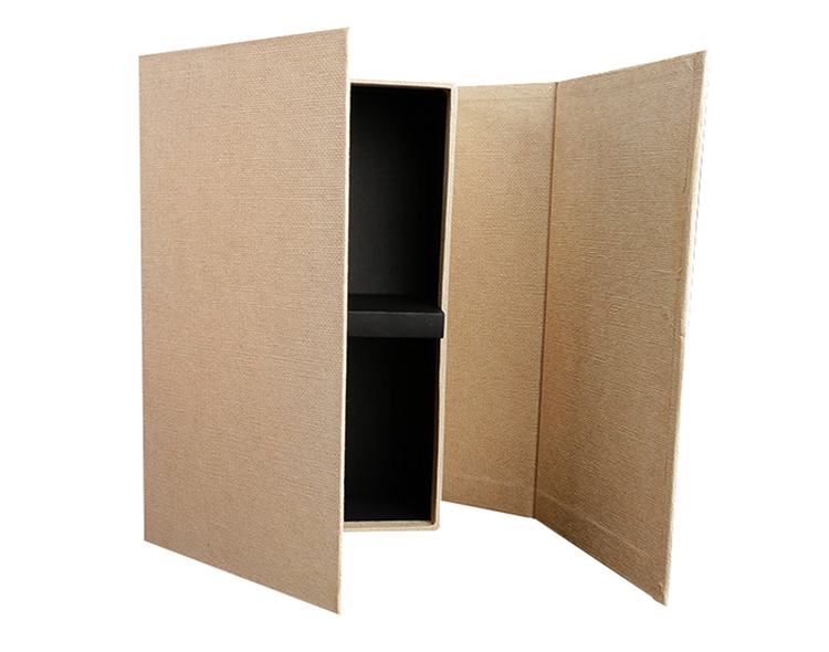 双开书型盒