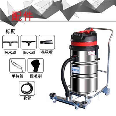 什么是工业粉尘吸尘器?