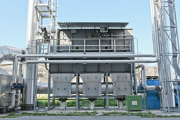 蓄热式热力氧化工艺(RTO)
