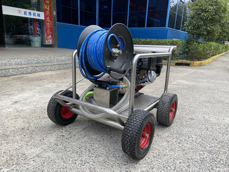 小型冲洗/疏通机机QX-G275