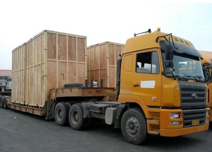 上海物流公司致力于为城市物流发展做贡献