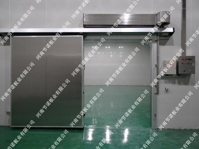 冷庫門——不銹鋼電動平移門