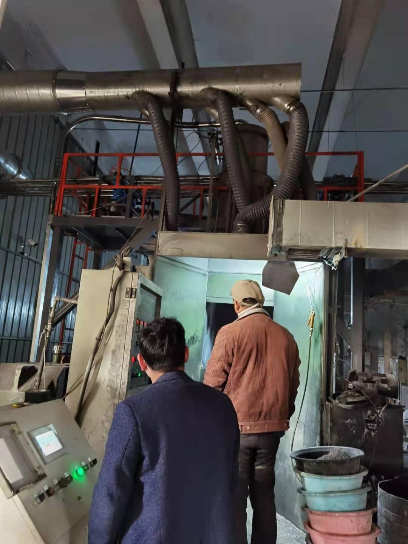 江苏弘沃机械科技有限公司——常州项目安装、调试工作圆满完成