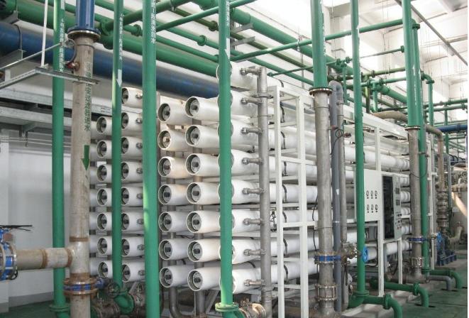 印刷线路板超纯水设备