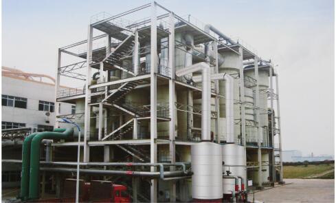 绿禾盛浅析mvr废水处理设备是什么?