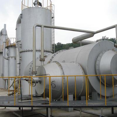 低温催化燃烧系统