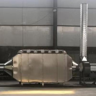 8单元微波处理设备:化学原料药及中间体的废气