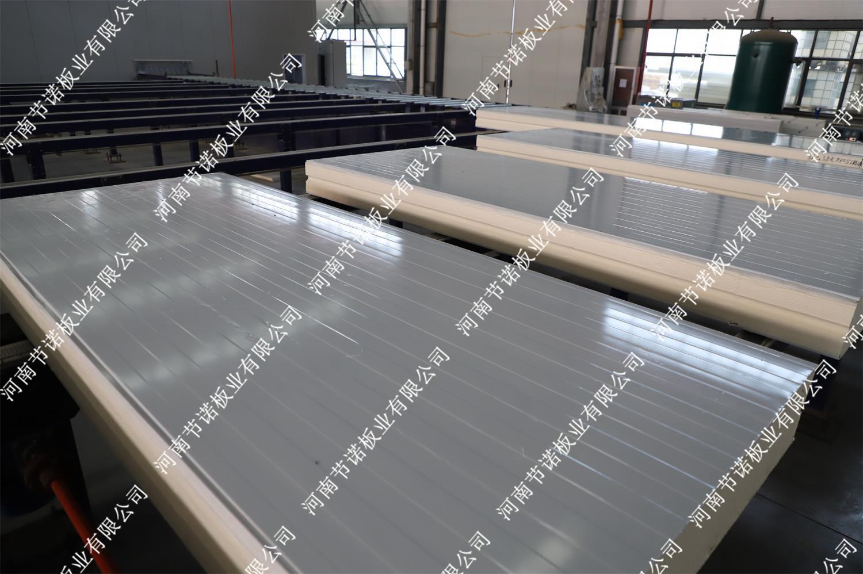 冷庫板——B1級200厚雙面304不銹鋼聚氨酯冷庫板