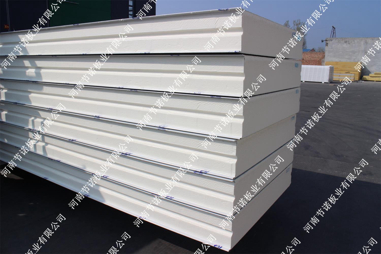 冷庫板——B1級200mm帶澆料槽聚氨酯冷庫板