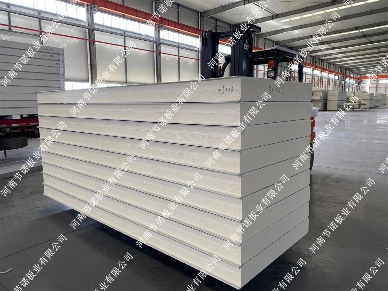 冷庫板——厚聚氨酯冷庫板B1級100mm