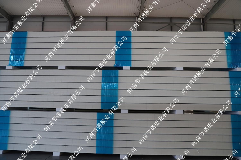 冷庫板——B1級200mm厚12米長聚氨酯冷庫板