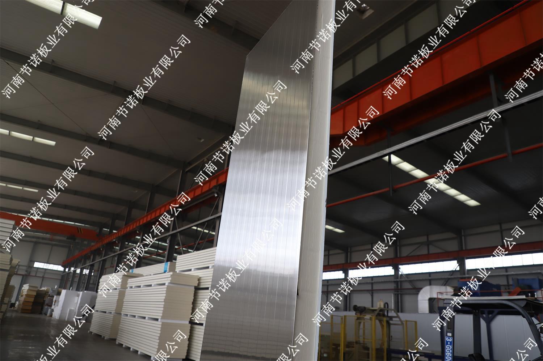 冷庫板——B1級150mm厚雙面304不銹鋼聚氨酯冷庫板