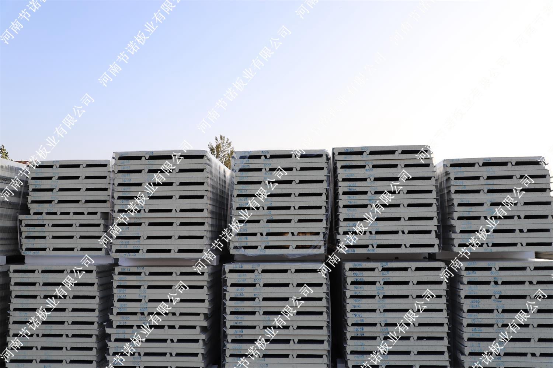 B1级50mm厚聚氨酯屋面板