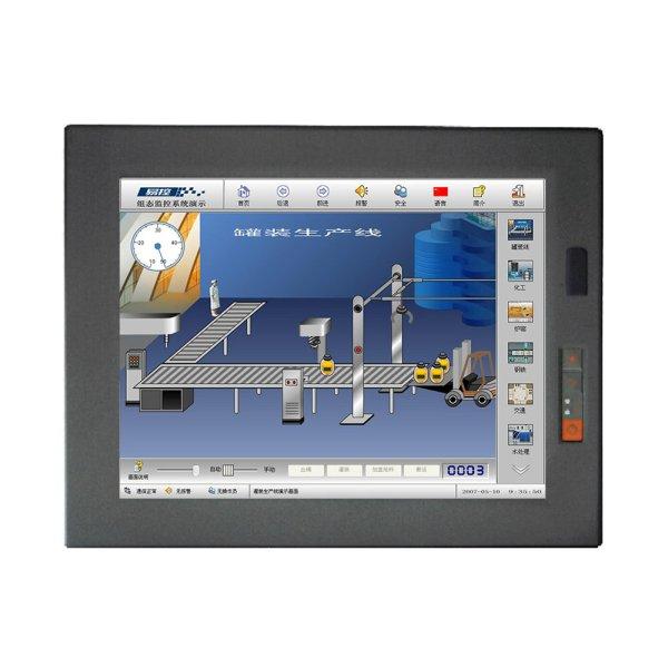 STZJ-PPC170B01-工业平板电脑