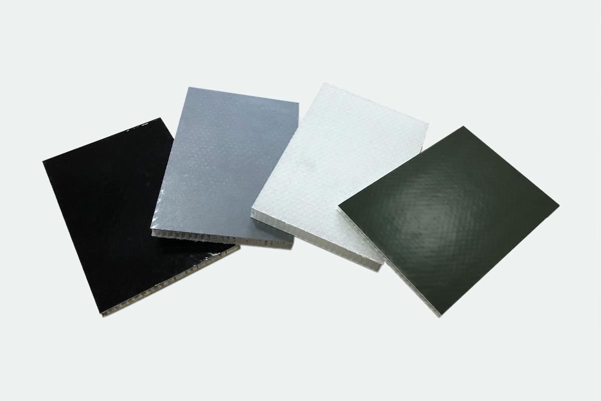 热塑性蜂窝板-油漆板