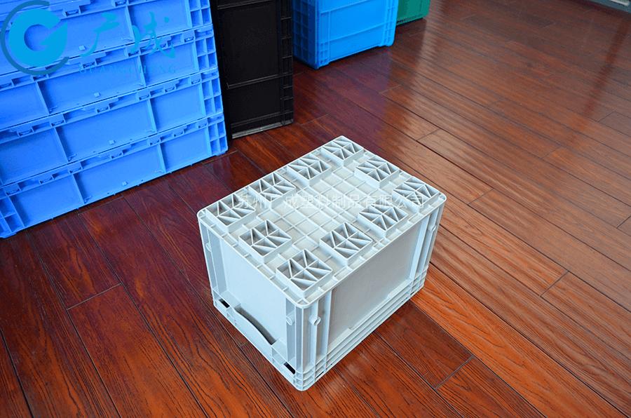 KLT4329物流箱反面