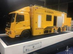 电力应急车模型