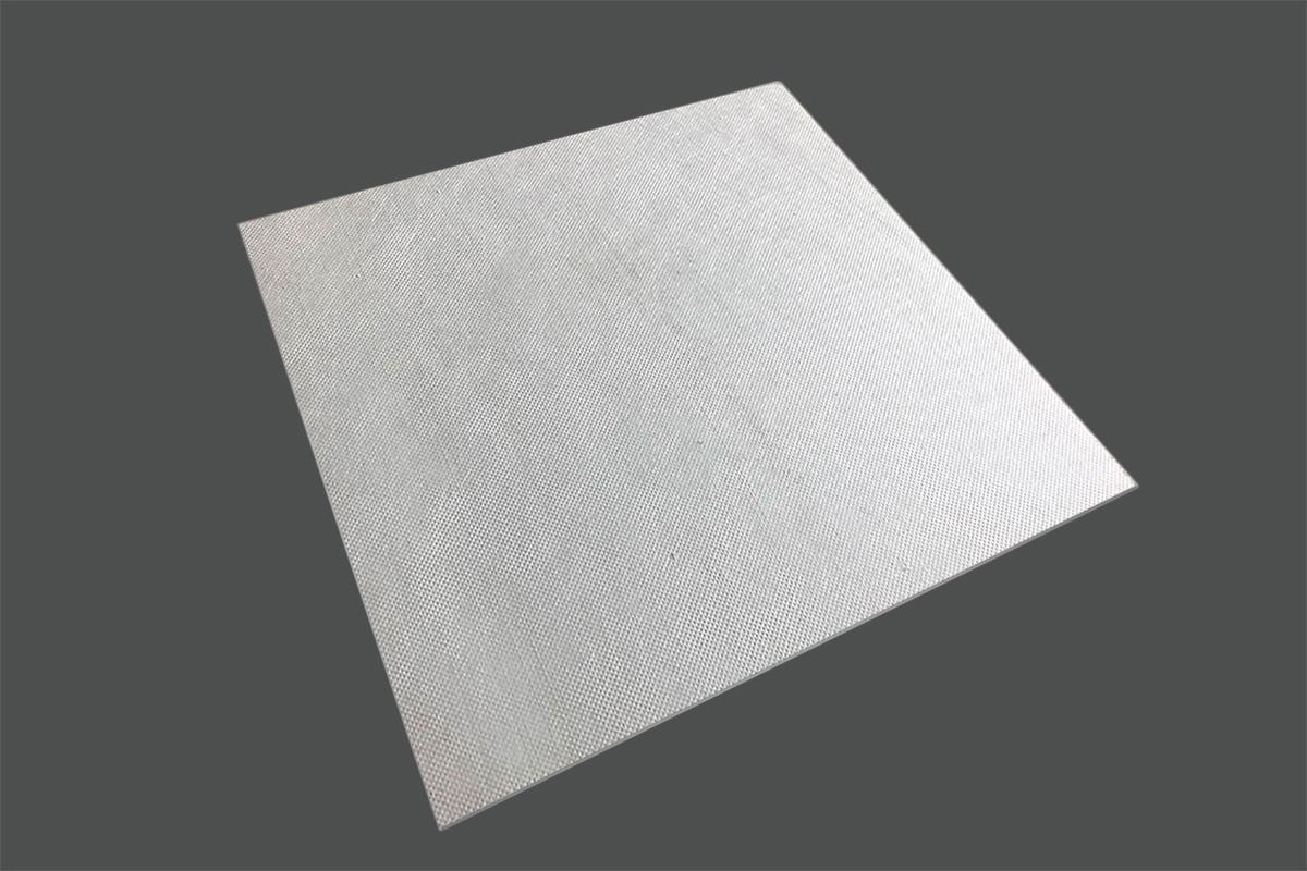 连续纤维增强热塑性复合片材-带无纺布