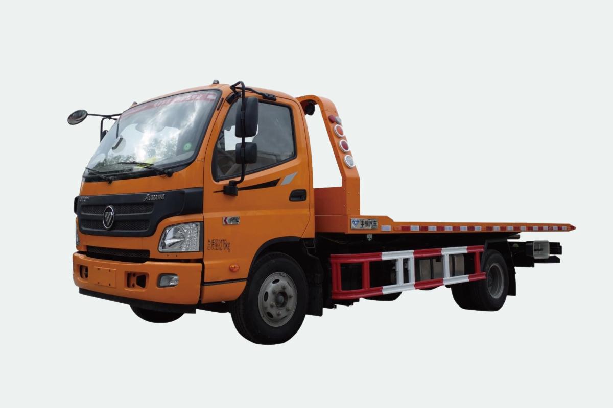 清障車-ZJQ5080TQZ