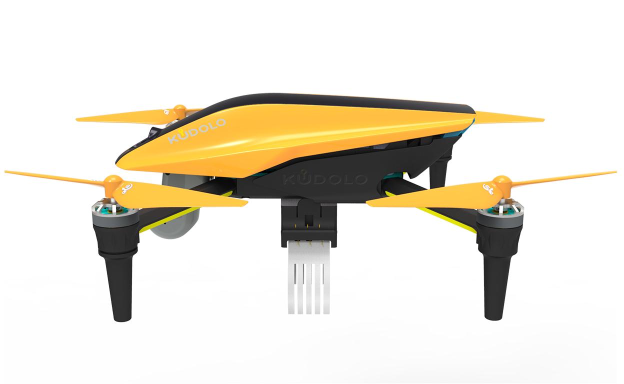 多旋翼無人機