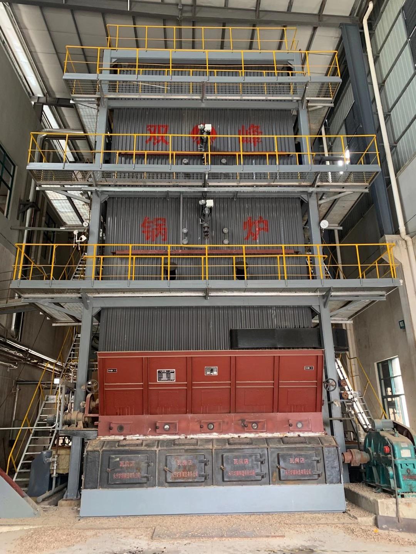 SHL36型燃生物質鍋爐