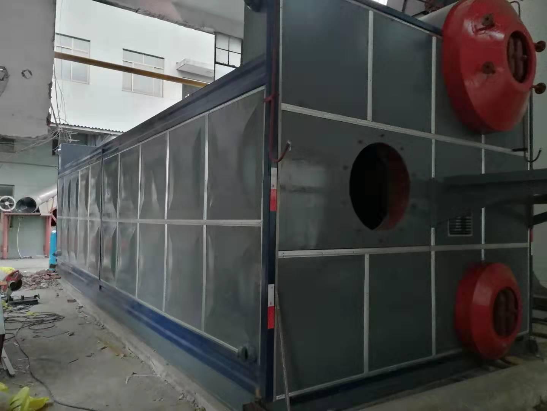 SZS型外燃式燃油(氣)鍋爐