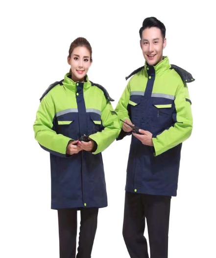 上海冬季工作服