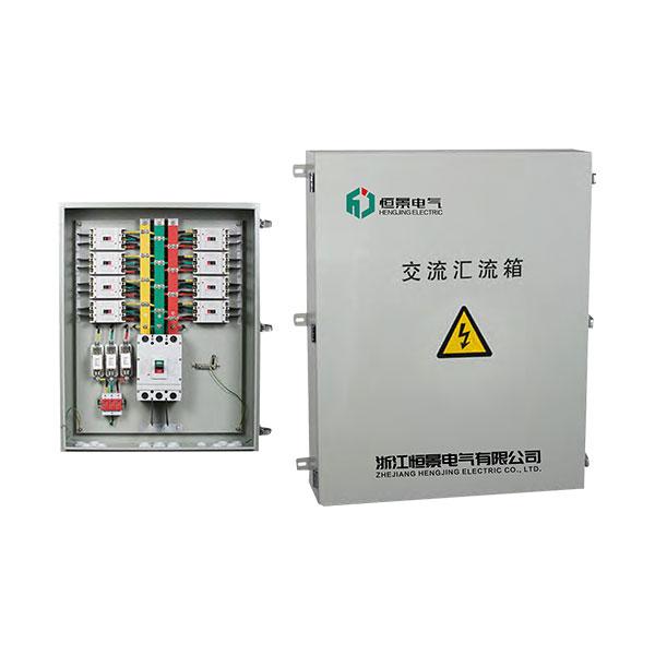 【基礎要點】光伏匯流箱在安裝方面需要注意哪些事項